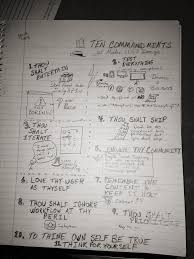 Ten Commandments Of Web Design Ten Commandments Of Modern Web Design Trying My Hand At Sk