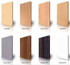 wood colours for furniture. wood mfc finishes for all call centre furniture colours