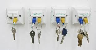 Geeky USB Cable Key Holder