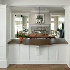Kitchen Dining Room Pass Through Ideas