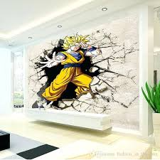 Dragon Ball Z Decorations Dragon Ball Z Wall Decals As Well As Dragon Ball Photo Wallpaper 68