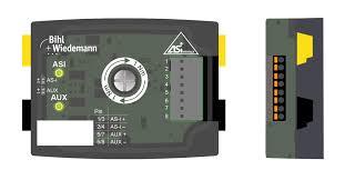 material handling drive control bihl wiedemann gmbh push in terminals