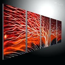 kohls metal wall art photo gallery of wall art designs best abstract metal wall art home
