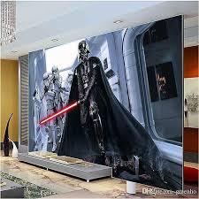 modern darth vader wall mural star wars