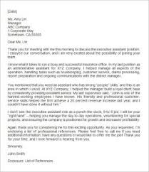 Thank You Letter After Interview For Accounting Position