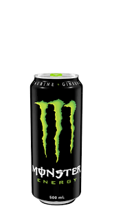 monster energy can green. Delighful Can Monster Energy Green  500mL CAN X 24 To Can Neverfail