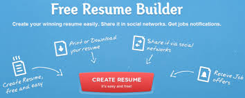 Create A Resume Free Online Enchanting ResumeBaking Creates Resumes In Minutes