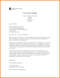 6 Email Cover Letter Signature Ideas Collection Cover Letter Without