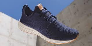new balance fresh foam cruz. this running shoe is equipped with new balance fresh foam precision damping, which allows you to run freely but ensures benefit from a soft landing cruz