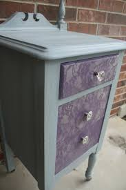 End Table Paint Ideas Best 20 Purple Dresser Ideas On Pinterest Purple Furniture