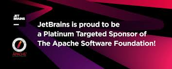 supports images jetbrains supports the apache software foundation