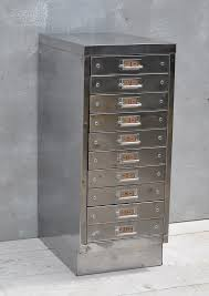 vintage lateral file cabinet. Unique Lateral Vintage Industrial Steel Filing Cabinet 10 Drawer In Lateral File B