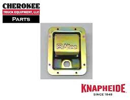 knapheide 12241642 replacement altec rotary latch galvanized