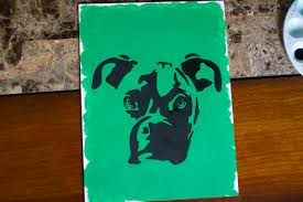 Easy Painting Create A Painted Portrait Of Your Pet In 5 Easy Steps Petful