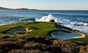 Designer Of Pebble Beach Golf Course Pebble Beach Golf Links All Square Golf