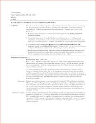 Formal Resume Format For Ojt New Terrific Resume Format Template