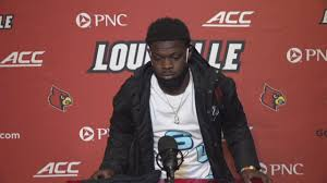 University of Louisville Football - Postgame Press Conference: Virginia  Tech (Cunningham, Fitzpatrick, Goldwire) | Facebook