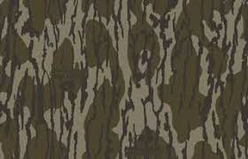 Mossy Oak Patterns Interesting Original Bottomland DU's Official Timber Pattern