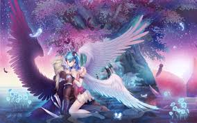anime characters with wings boy. Contemporary Boy Baixe  To Anime Characters With Wings Boy Y