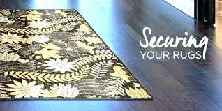 stop rug from moving how stop rug slipping on wooden floor how to stop rugs moving