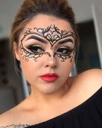 my beauty addiction on insram stunning masquerade mask by livelovelue dels black gel liner loose shadows in aged gold and pharaohs