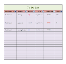 to do lists excel to do list template 16 download free documents in word excel pdf