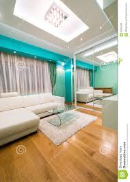 Teal And Green Living Room Interior Of A Modern Green Living Room With Luxury Ceiling Light