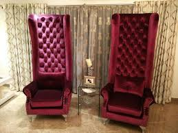 designer high back sofa chair at best