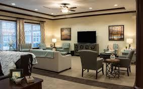 va living room