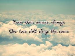 Seasons Change Quotes Unique Quotes About Change Of Seasons 48 Quotes