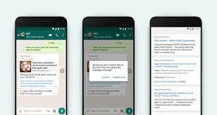 Seamlessly sync whatsapp chats to any pc. Whatsapp Blog