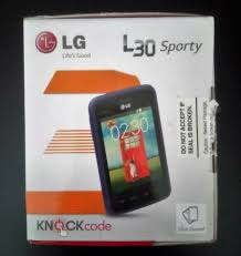 LG L30 Sporty Entry Level Mobile Phone ...