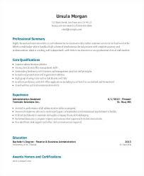Sample Functional Resume For Administrative Assistant Best of Entry Level Administrative Assistant Functional Resume Skills And