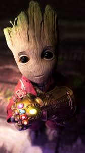 Baby Groot Mobile HD Wallpapers ...
