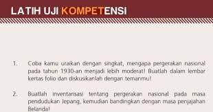 Kunci jawaban buku cetak bahasa indonesia kelas 11 halama 170 Kunci Jawaban Uk Halaman 71 Sejarah Indonesia Kelas Xi Sma Bahsa
