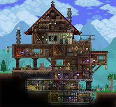 Terraria House Designs Pin By D G On Terraria Terraria House Design Terraria