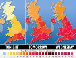 Uk Weather Forecast Britain Hotter Than Madrid This