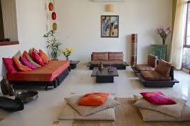 Colorful Indian Homes  Interiors Living Rooms And RoomIndian Home Decoration Tips