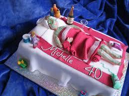 Spa Birthday Party Cake Ideas Pool Design Ideas