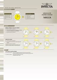 Invicta Watch Battery Replacement Chart Mens Watches