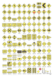 Mutcd Sign Chart Top Ten Mutcd Sign Chart Bahar Kish