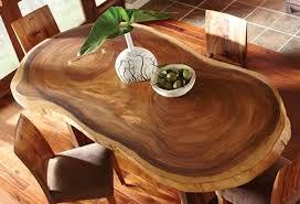 Unique Wood Furniture Unique Wood Dining Room Tables DRK