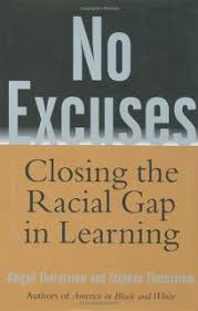 Nonfiction Book Review: NO EXCUSES: Closing the Racial Gap in Learning by Abigail  Thernstrom, Author, Stephan Thernstrom, Author . Simon & Schuster $26  (352p) ISBN 978-0-7432-0446-0