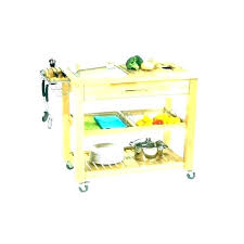 kitchen utility table kitchen cabinets on wheels small utility table carts and islands with folding diy