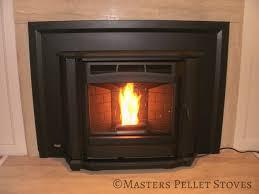 milan fireplace insert