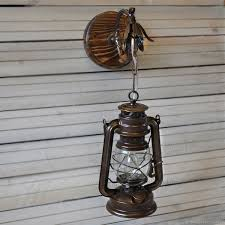 sconce wall lamp for coffee bar restaurant wall lamp kerosene lamp