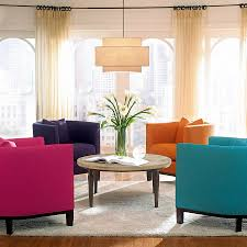 colored living room furniture. Delightful Decoration Colorful Living Room Chairs Attractive Design Astonishing Ideas Colored Furniture