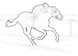 Realistic Horse Coloring Pages Printable Coloring Pages Of Realistic