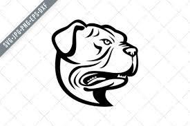 Disponibles en png et en vecteurs. Head Of Leavitt Bulldog Graphic By Patrimonio Creative Fabrica