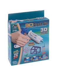 <b>Ручка 3d</b> детская пистолет (6602: FITFUN TOYS) <b>3D MAKING</b> ...
